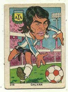 Galvan #316 - Argentina 1976