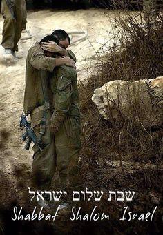 שבת שלום ישראל