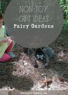 Fairy Garden Gifts for Kids