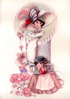 edian: My fair lady in Susanita Little Gallery