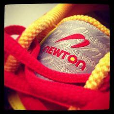 @Newton Running's photo: Close up. Just because! #newtonrunning #closeup