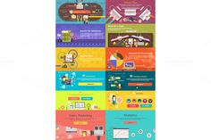 Pay Per Click, Business Plan by robuart on Creative Market