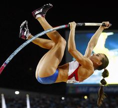 After falling out of love with the pole vault, Yelena Isinbayeva is back at the peak of her powers as she bids to become the first female track and field athlete to win three successive Olympic golds in what is likely to be her last Games.