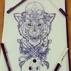 drawings for tattoos - Pesquisa Google