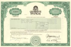 First Charlotte Financial Corporation 1993 – Finance tips for small business Life Insurance Companies, Best Insurance, Flood Insurance, Company Logos And Names, Money Frame, Royal Bank, Common Stock, First Bank, Forest City