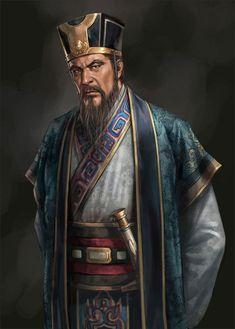 Sima Yi by CT-115 on deviantART