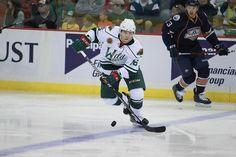 Jason Zucker #16 #IAWild #hockey #ahl