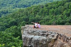 Yellow Rock Trail - Devils Den State Park - Arkansas Hiking Trails