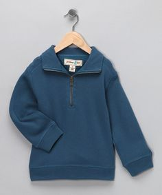 Take a look at this Seaport San Pedro Pullover - Infant, Toddler & Boys by Caribbean Kids on #zulily today!#fall