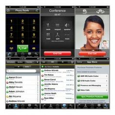CounterPath Bria Saas Subscription - iPhone Edition. Bria iPhone Edition is a SIP-based phone for Apple iPhone and iPod touch that uses a Wi-Fi or cellular data network connection to make and receive calls.