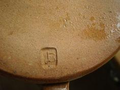 Tankard - James Brooke Pottery - JB mark