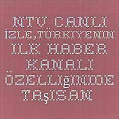 NTV Canlı İzle,Türkiyenin ilk haber kanalı özelliğinide taşısan tv kanalı,1996 yılında cavir Çağlar tarafından kurulmuştur.Daha sonra kanal 1999 yılında Doğuş yayın grubuna katılmıştır.Tv KanalıTürk Tv endüstrisini farklılaştıran NTV, Türkiye'de tematik Tv kanal dönemini başlattı.Canlı NTV İzle, ulusal ve uluslararası haberler başta olmak üzere, ekonomi, kültür-sanat, yaşam ve spor konularına odaklanan programlar da yayımlıyor.Sağlık programları, eğitim ve çevre gibi konularda yapmış olduğu…