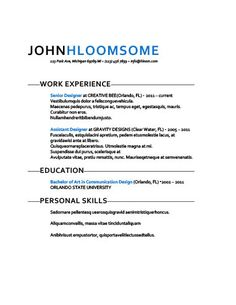 Personal Skills Examples For Resume Example Summary Resumes Template Resume Sample Qualifications .