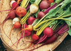 Beets are good for your brain.   They're high in nitrites, which have been shown to increase blood flow in parts of the brain related to executive functioning. And they're packed with folate (aids cognitive functioning), which can help delay dementia.