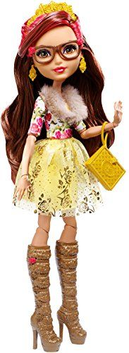 Dolls - Ever After High Rosabella Beauty Doll *** Details can be found by clicking on the image.