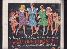McCall Fashion Book, Autumn 1933 featuring McCall