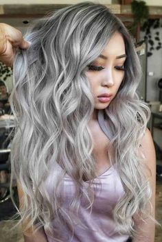 Platinum Blonde Hair Color picture2