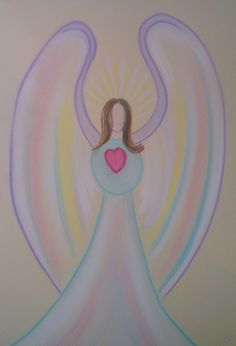 This is Ariana. She sends so much loving, and joyful angel light to her human! Dit is Ariana. Ze stuurt haar lieve mens zoveel vreugdevol engelenlicht! http://angellightheart.nl/wp/intuitieve-engelentekening/