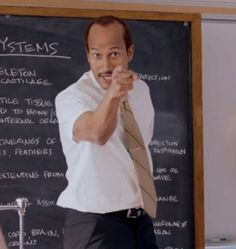 "Substitute Teacher ~ Key & Peele. Do you want to go to war, ""Ba-la-KAY!"" Cause we could go to war!"