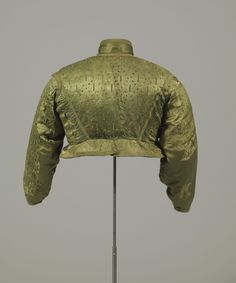 Doublet ca. 1580-1600 From the Germanisches Nationalmuseum