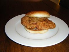 Chick-Fil-A Copycat recipe