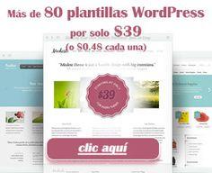 porque comprar plantillas wordpress elegant themes
