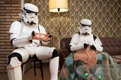 """""""Il va être content, le seigneur Vador, tu crois ?"""" - 20 photos de Stormtroopers, comme vous ne les avez encore jamais vus - Diaporama - AlloCiné"""