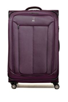 "Galaxy Elite 29"" Expandable 8 Wheel Spinner Suitcase"
