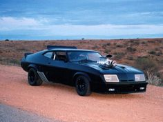 "The Interceptor - Ford XB Falcon Coupe ""Mad Max"""