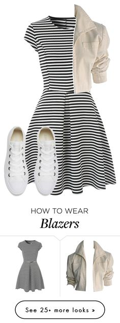 """""""27/11/16"""" by pocok01 on Polyvore featuring YSL RIVE GAUCHE and Converse"""