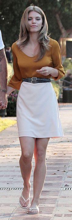 Annalynne McCord in Westwood
