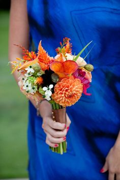 Really love this bouquet!