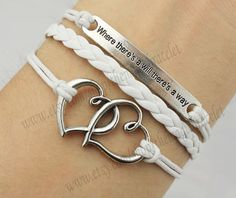 love Infinity Heart linked to heartheart by themagicbracelet