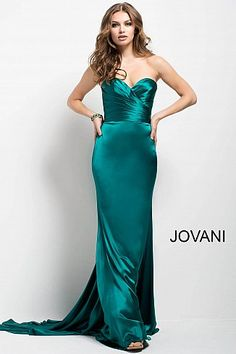 aef48162b99 22 Best Green Dresses by Jovani images