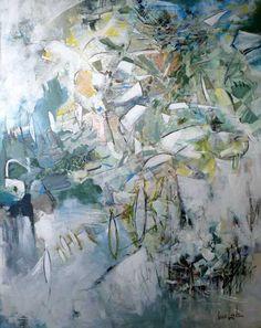 IRINA LAUBE Work on canvas