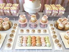 Princess Lily's 1st Pink and Gold Birthday | CatchMyParty.com