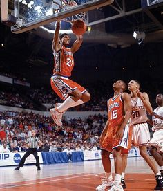 One of my favorite players ever, Lawrence Moten