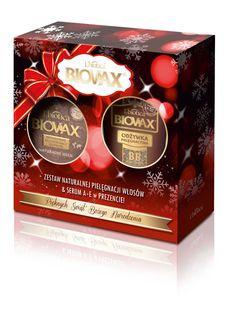 Zestaw świąteczny BIOVAX Naturalne Oleje