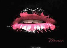 Pinky lips