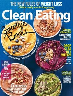 Clean eating april 2016