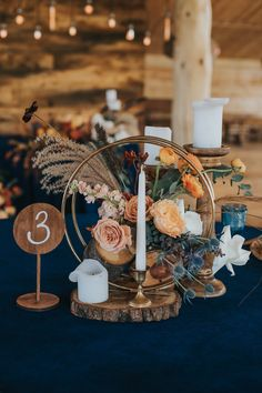 Loft Wedding, Wedding Decorations, Table Decorations, Wedding Tables, Weddings, Floral, Color, Home Decor, Pie Wedding Cake