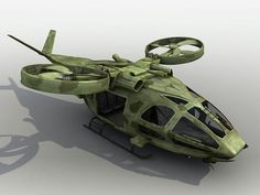 Military Concept Helicopters | 70 Amazing Futuristic & Crazy Computer Casings
