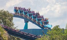 SeaWorld Orlando is hosting another Pass Member VIP Ride Night, this time happening on Tuesday, March 9: Seaworld Orlando, March 9th, Main Entrance, Sea World, Roller Coaster, Cool Cards, Vip, Fair Grounds, Park