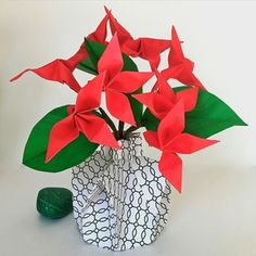 62 best small origami flower arrangements images on pinterest small modern origami flower arrangement available in shop on website origami bouquet origami flowers mightylinksfo