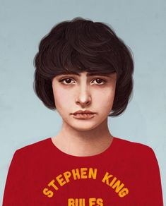 Illustration Portraits for Stylist Magazine by Mercedes deBellard