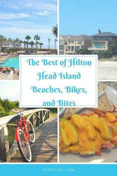 South Carolina beaches have been our family's go to beach getaway for years. We have been taking romantic birthday weekends and last minute family beach getaways to Hilton Head Island beach for more than ten years. In this article I share some of our fav Hilton Head South Carolina, South Carolina Vacation, Carolina Beach, North Carolina, Hilton Head Beach, Island Beach, Tybee Island, Beach Trip, Beach Travel