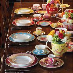 Love these MW dinner sets!!! Maxwell & Williams Cashmere Enchante Gabrielle Bowl, 15.5cm | Zanui.com.au