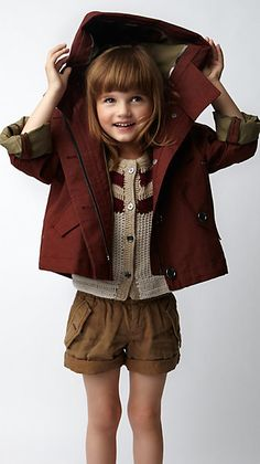 ummm. CUTE! did i mention that it's Burberry? LOVE!