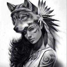 Native. Amérindienne.#  311