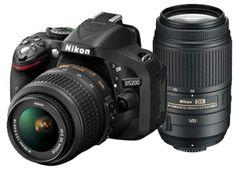 Nikon 5200 please